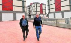 Los vecinos del barrio lorquino de San Fernando podrán vivir en sus nuevos pisos antes de fin de mes