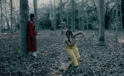 Danza española con inspiración en Tarantino