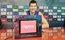 Mitrovic: «Estoy muy feliz por recobrar sensaciones, pero hay que seguir trabajando»