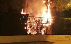 Mula sufre el séptimo incendio provocado en diez días