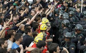 «Se asemejaba mucho al inicio del conflicto vasco»