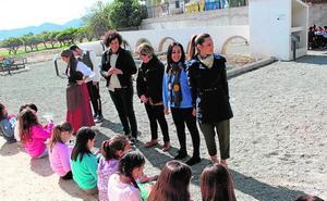 Mil escolares celebran el Día Mundial del Agua en Puerto Lumbreras