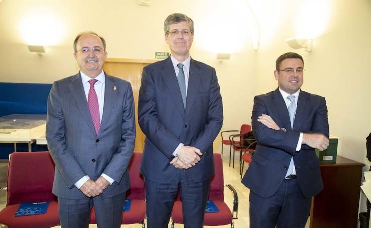 Dos empresarios y el director de Repsol, nuevos miembros Consejo Social de la UPCT