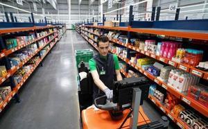 Así es 'La Colmena': el almacén 'secreto' de Mercadona