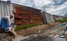 El agua sucia es 20 veces más letal para los niños en zonas de conflicto que las balas