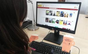 La plataforma de préstamo electrónico de libros 'eBiblio' se renueva con 400 títulos