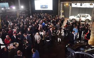 Ginés Huertas Cervantes presenta el nuevo SEAT Tarraco, el vehículo más seguro del mundo