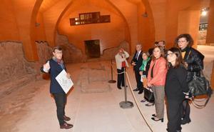 Último examen al legado sefardí de Lorca para entrar en la Red de Juderías de España