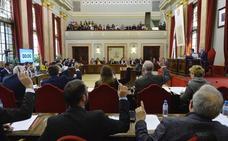 Los funcionarios municipales de Murcia se repartirán un millón de euros en las nóminas de abril