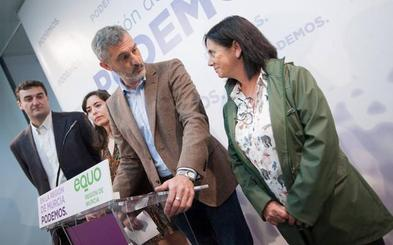 Podemos presenta su alianza con Equo sin dar perdida su coalición con IU