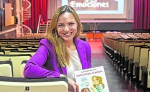 Lucía Galán: «Me horroriza ver a niños con móvil, en vez de estar jugando»