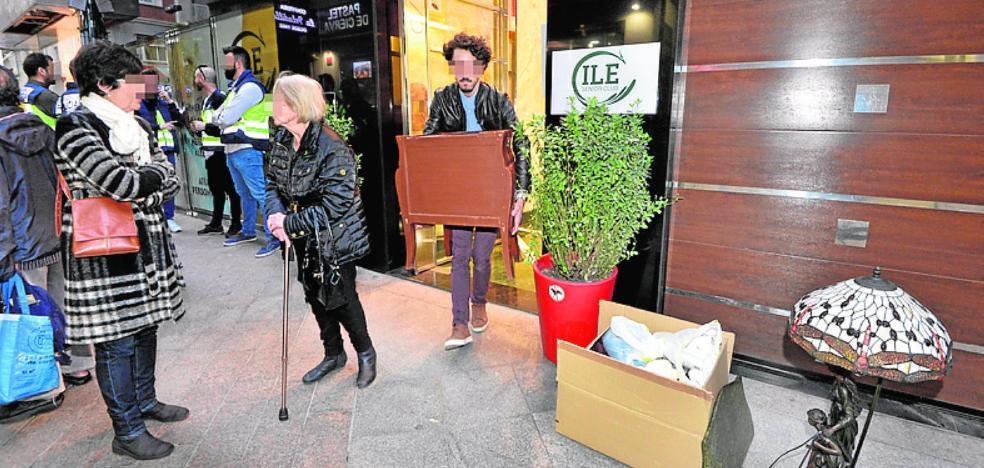 Ordenan otro registro en la residencia para permitir a los ancianos recoger sus efectos