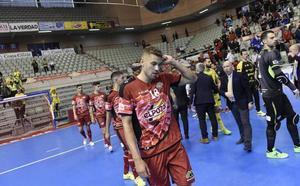 ElPozo no da su mejor versión ante el Jaén y puede ceder el liderato
