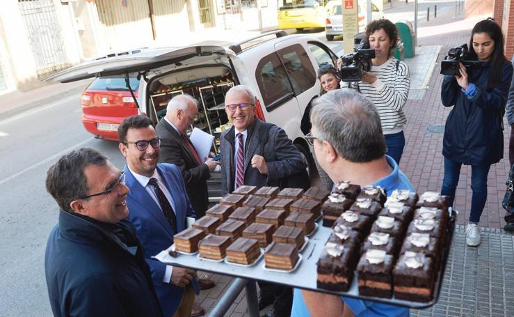 La Junta de Gobierno Local se reune en Los Garres