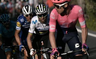 Valverde queda séptimo en la Milán-San Remo
