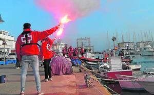 Cruz Roja aumenta sus salidas al mar