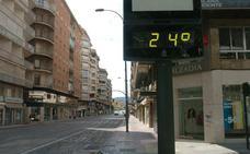 La Región espera esta semana una subida de las temperaturas