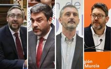Los cuatro partidos cierran filas para defender la reforma del Estatuto de la «manipulación» de Vox