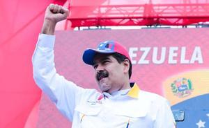 Maduro acusa a Guaidó de organizar un complot para asesinarlo