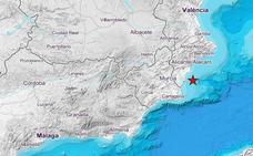Un terremoto de cuatro grados sacude media Región sin dejar daños