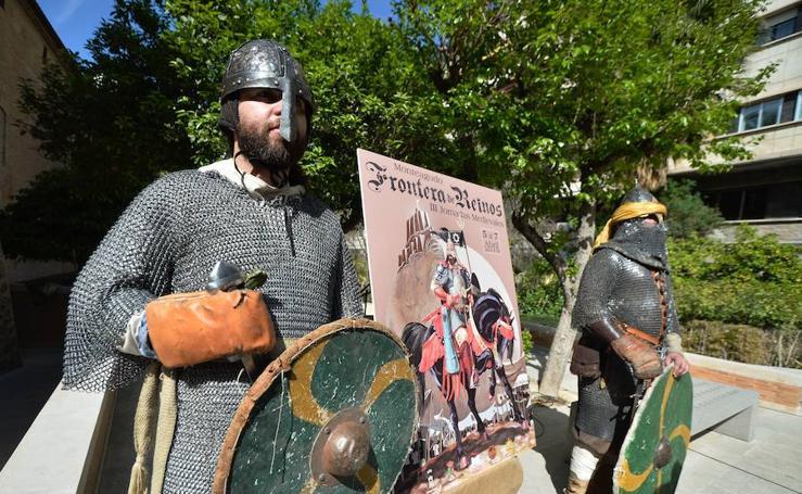 'Frontera de reinos' transportará a 60.000 murcianos a la época medieval