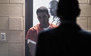 Miguel Ángel Silvestre, en el corredor de la muerte