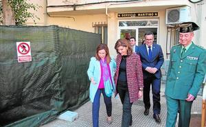 Interior proyecta un nuevo cuartel de la Guardia Civil en Cartagena
