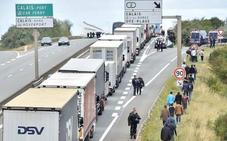 Froet denuncia pérdidas de más de un millón de euros por asaltos de inmigrantes en Calais