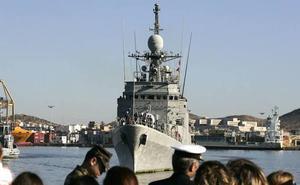 Cartagena será uno de los escenarios del ejercicio Marsec de la Armada Española