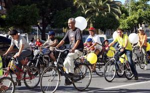 Colectivos ciudadanos exigen una movilidad sostenible intermodal