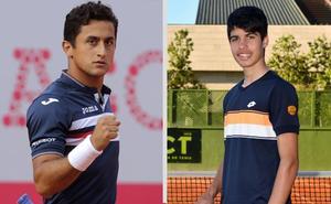 Cartel de lujo en el Challenger Murcia Open, con Almagro y Alcaraz como grandes atracciones