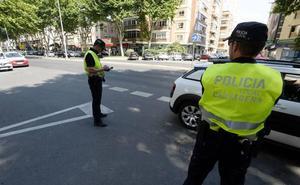 La Policía Local de Cartagena controla 4.765 vehículos durante una campaña de seguridad