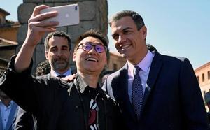 Sánchez renuncia a incorporar al programa del PSOE sus medidas contra el desafío secesionista