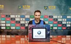 Urtasun: «Intento ganarme la confianza del entrenador»