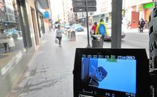 Colocan las primeras cámaras de videovigilancia en las calles de Lorca para mejorar la seguridad