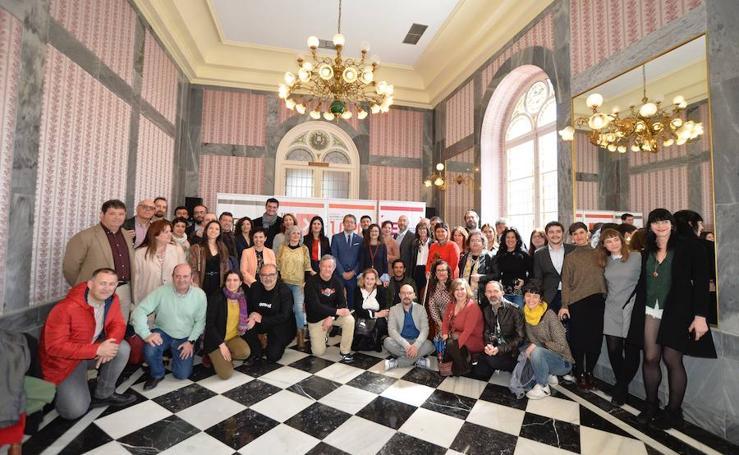 El sector de las artes escénicas murcianas conmemora el Día del Teatro