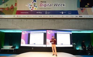 Más de 500 personas participan en el congreso de emprendimiento 'Murcia Digital Week'