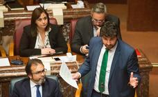 Miras y oposición discrepan en un balance de la legislatura con duros reproches