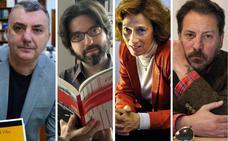 Vilas, Neuman, Navarro y Loriga estarán en el 'Río de Letras' de Blanca