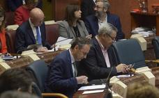 La Asamblea modifica por unanimidad la ley regional de Hacienda para garantizar los pagos de la obra del soterramiento del AVE