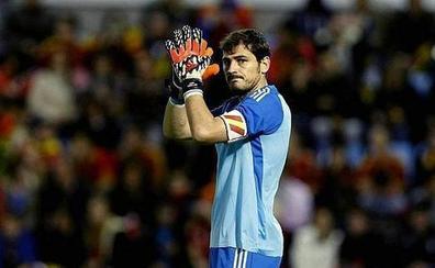 La foto de Iker Casillas de la que se han reído algunos futbolistas