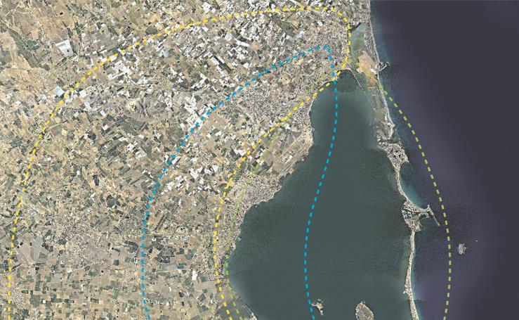 El Ministerio pone duros deberes a los regadíos para conseguir el 'vertido cero' al Mar Menor