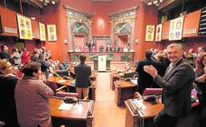 Aplausos en el penúltimo pleno de la legislatura