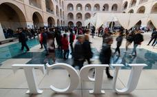 Más de 800 personas participan en la Jornada de Puertas Abiertas de la UPCT
