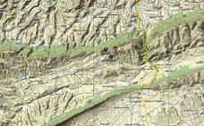 Dos ciclistas resultan heridos en sendas caídas en parajes naturales de la Región