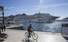 Una doble escala de cruceros trae a Cartagena a más de 5.000 turistas