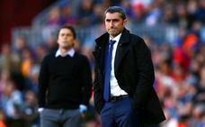 Valverde: «No tenía ni idea de cómo iba a lanzar Messi la falta»