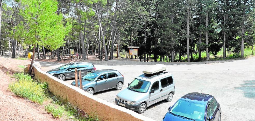 Sierra Espuña pide más aparcamientos