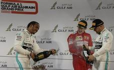 Leclerc, el héroe; Hamilton, el ganador
