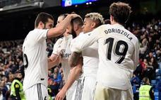 Odriozola: «Benzema es el mejor '9' del mundo»